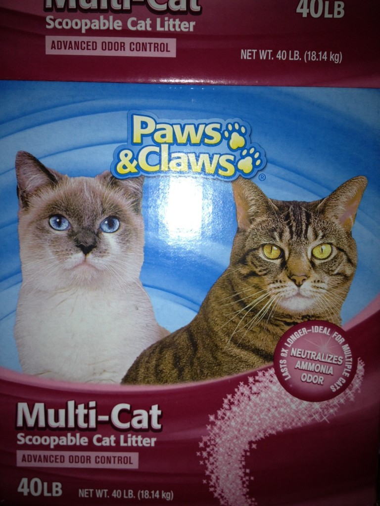 Paws and Claws Litter - Product Review